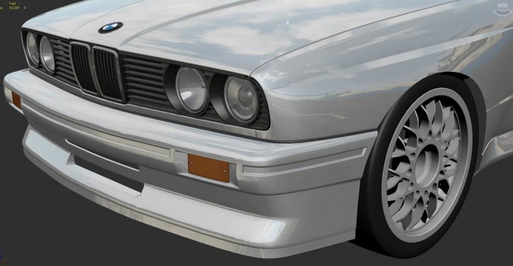 Project CARS BMW M3 E30 :: Team VVV