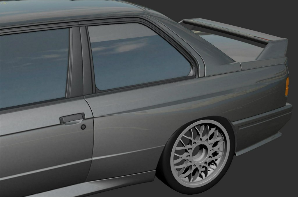 Cars Com Reviews >> Project CARS BMW M3 E30 :: Team VVV