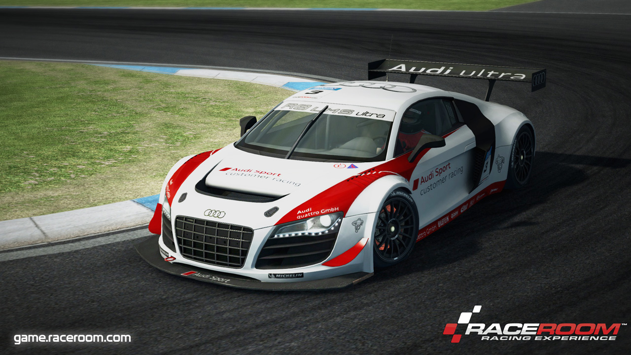 Audi R8 LMS Ultra confirmed for R3E open beta