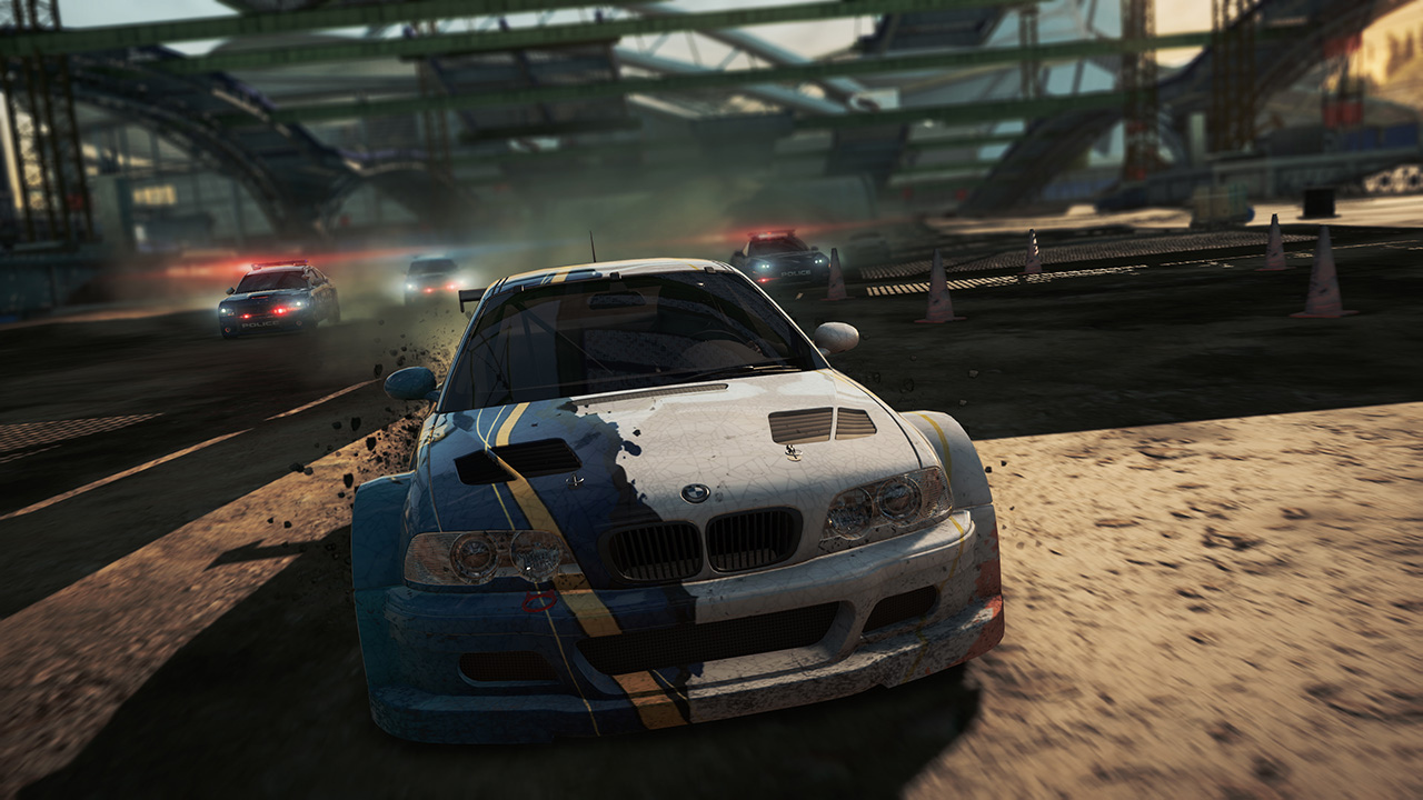 Three New Dlc Packs Available For Need For Speed Most Wanted