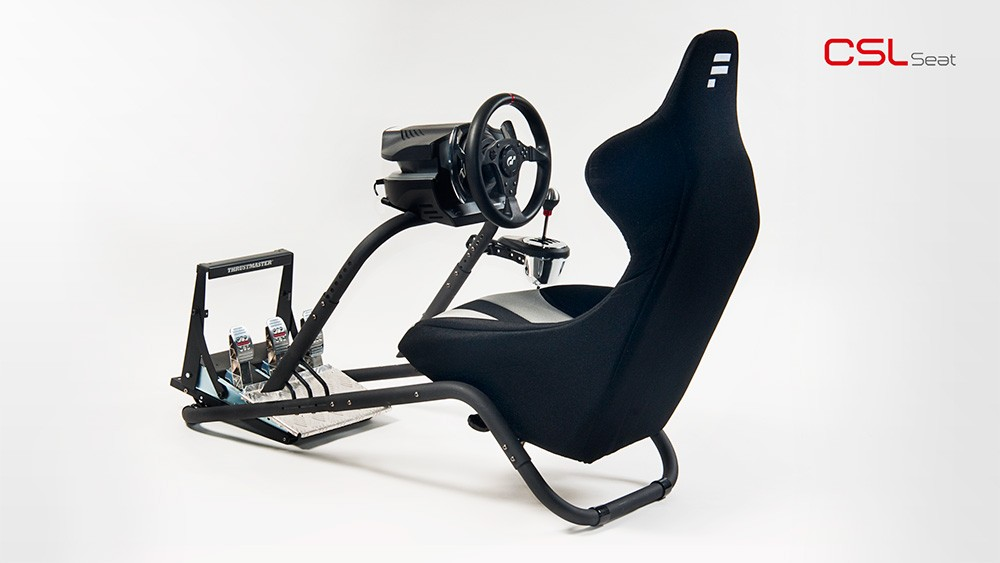 Fanatec CSL Seat Review