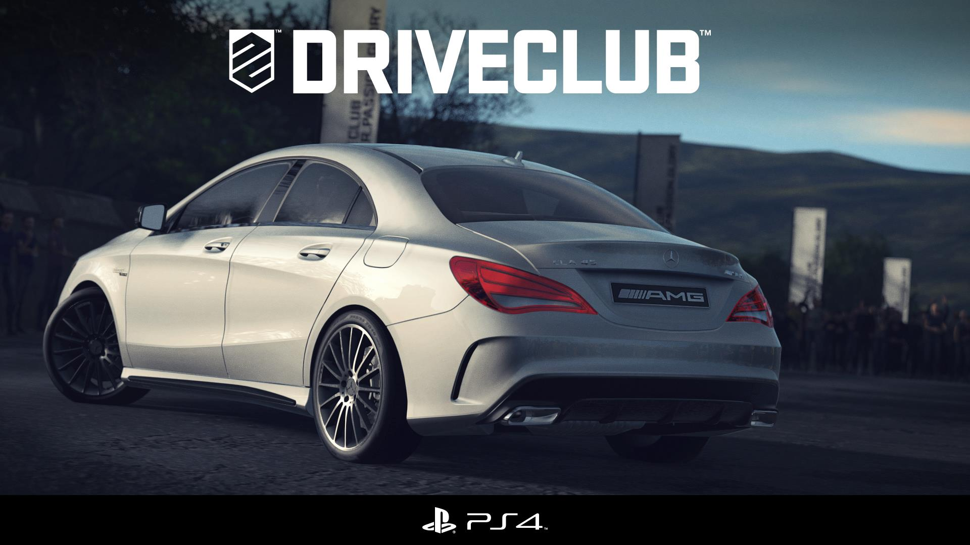 Evolution Studios announces Drive Club for PS4