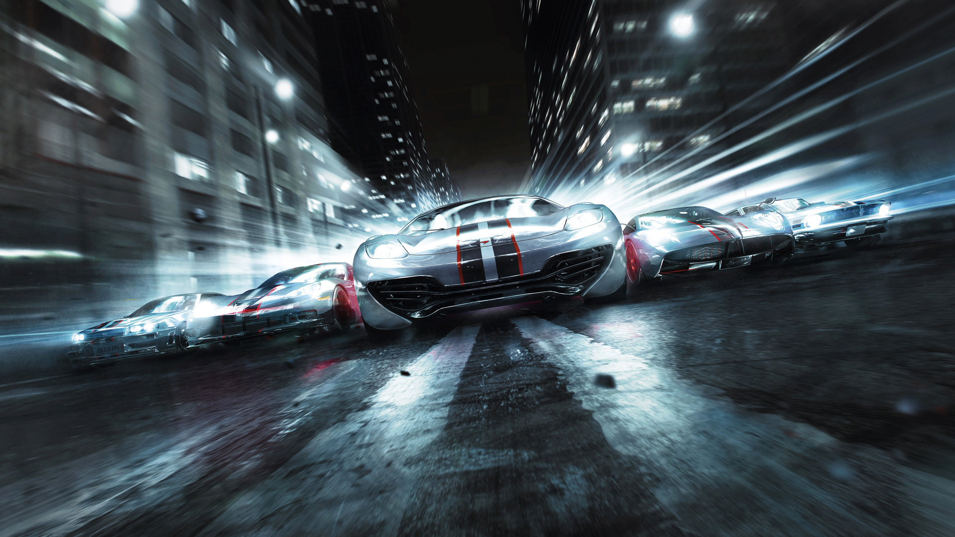 Grid 2 hands-on preview gameplay videos