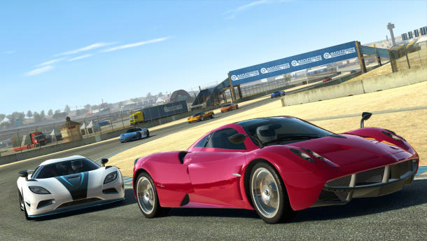 Real Racing 3 will be free-to-play