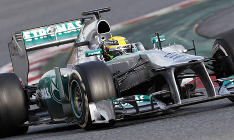 A New F1 Season Is Upon Us...
