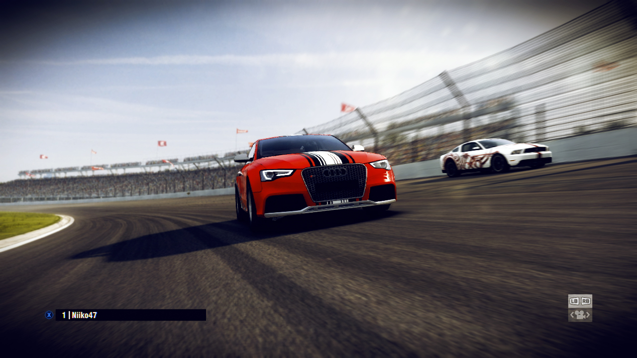 Grid 2's multiplayer detailed