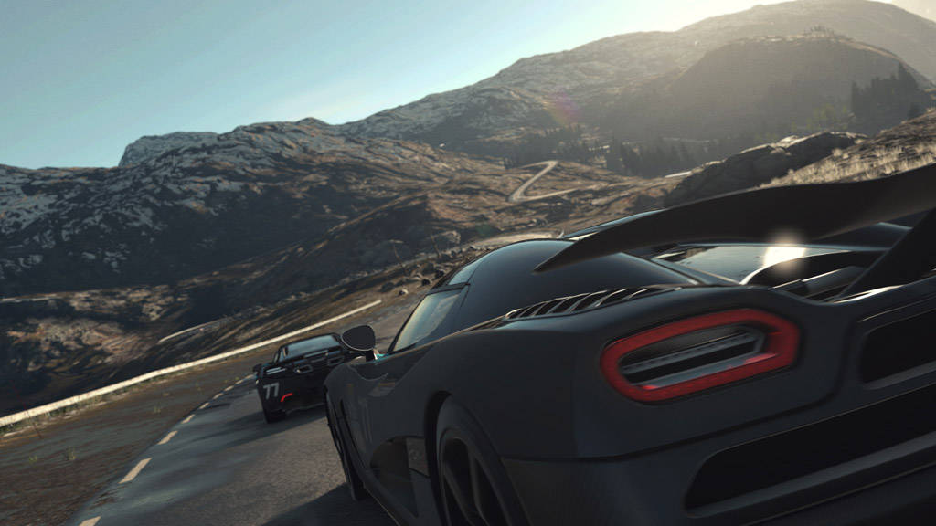 New DriveClub screenshots surface in the wake of GT6
