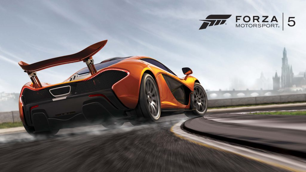 forza motorsport 5 announced as xbox one launch title - first