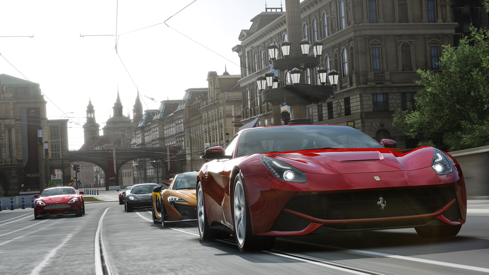 Forza Motorsport 5's Driveatar detailed, new E3 trailer shown