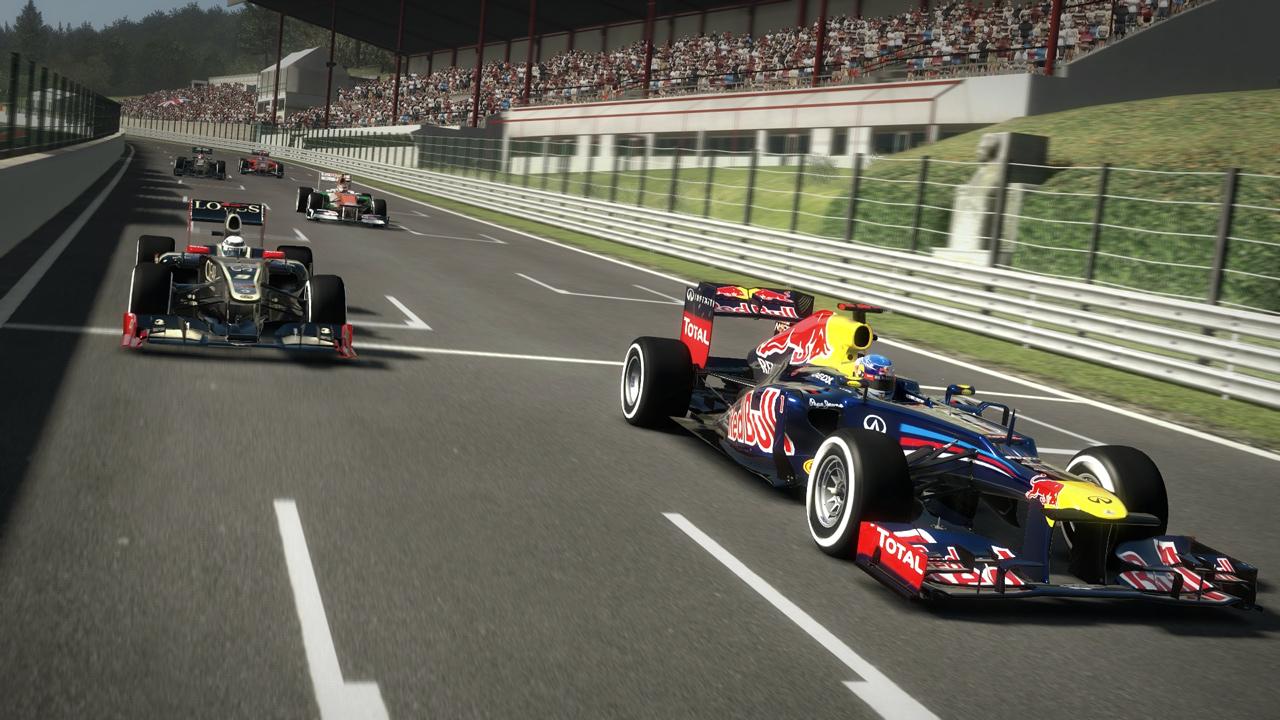 F1 2013 Creative Director suggests big