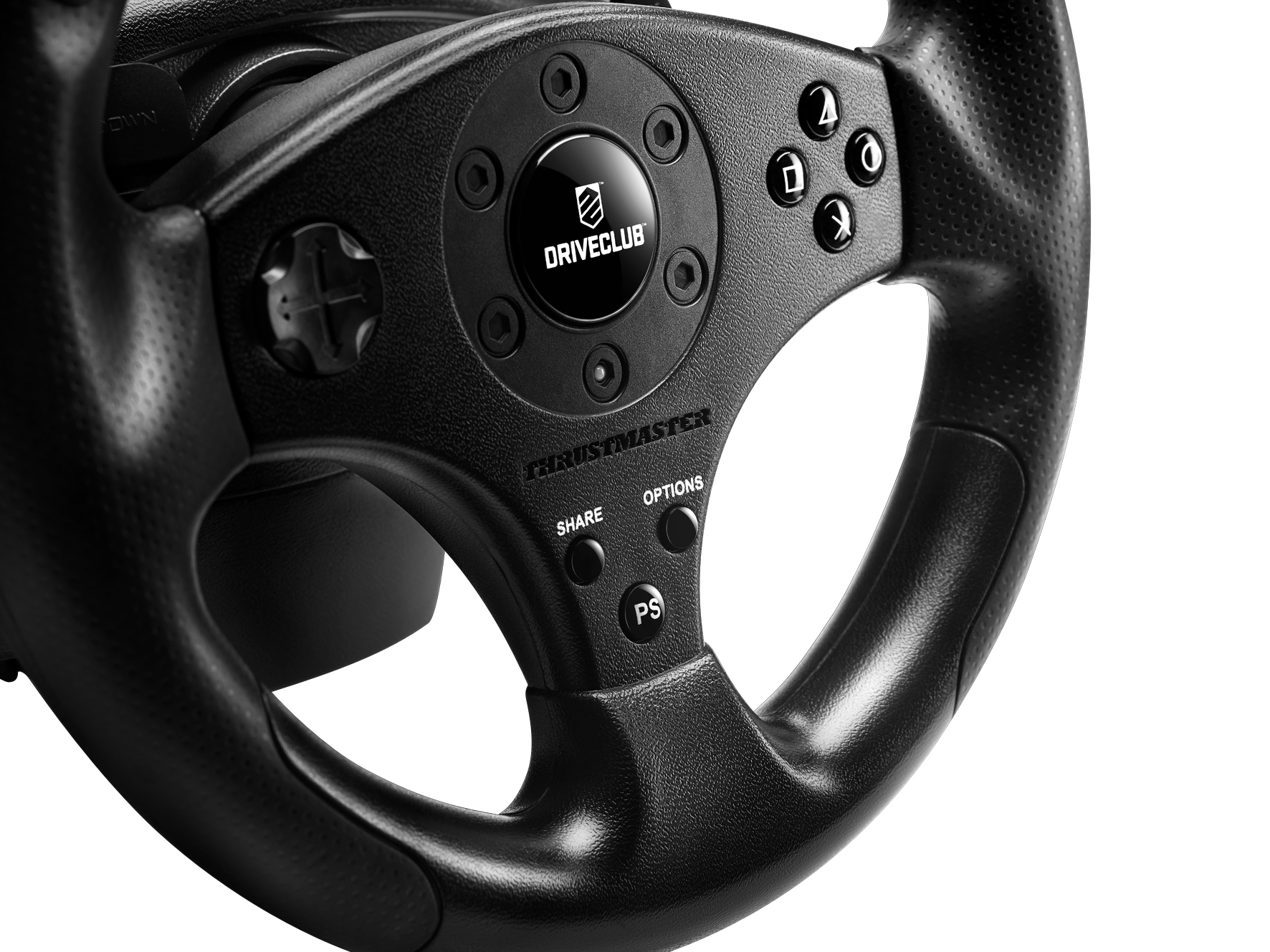 First official PS4 racing wheel announced: the Thrustmaster
