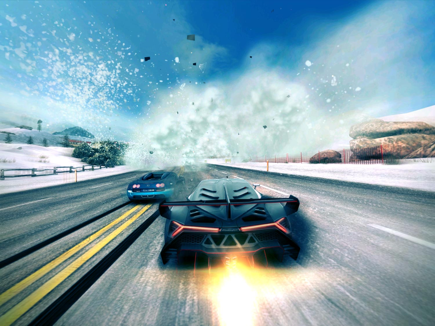 Asphalt 8: Airborne Trailer prepares for launch next week