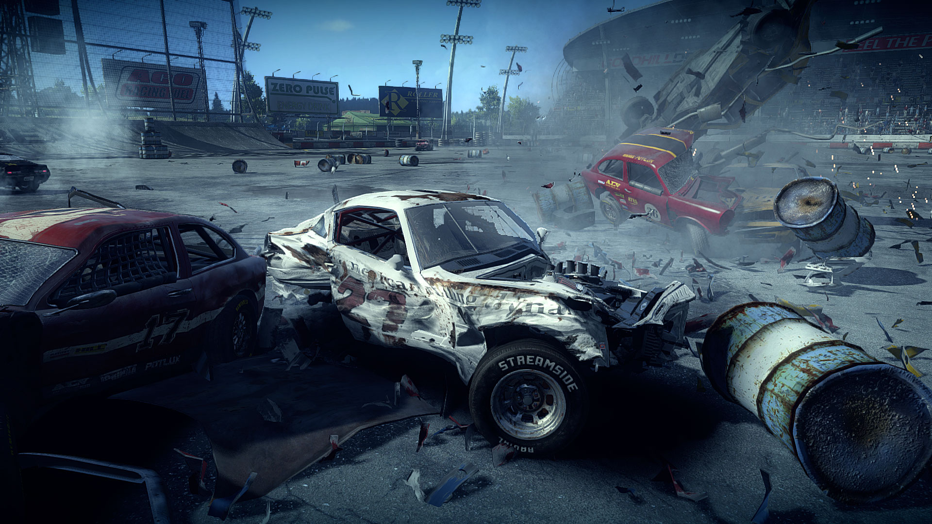 New footage of BugBear s Next Car Game looks smashing Team VVV