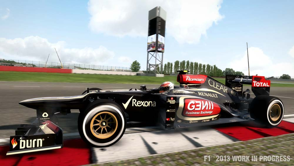 No Online Pass required for F1 2013