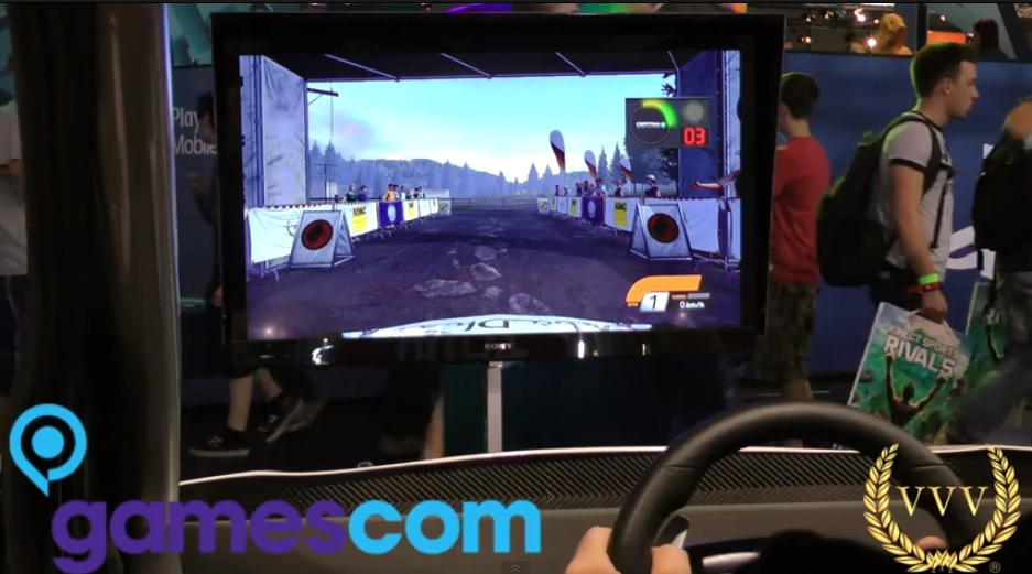WRC 4 Gamescom hands-on reveals new improved audio