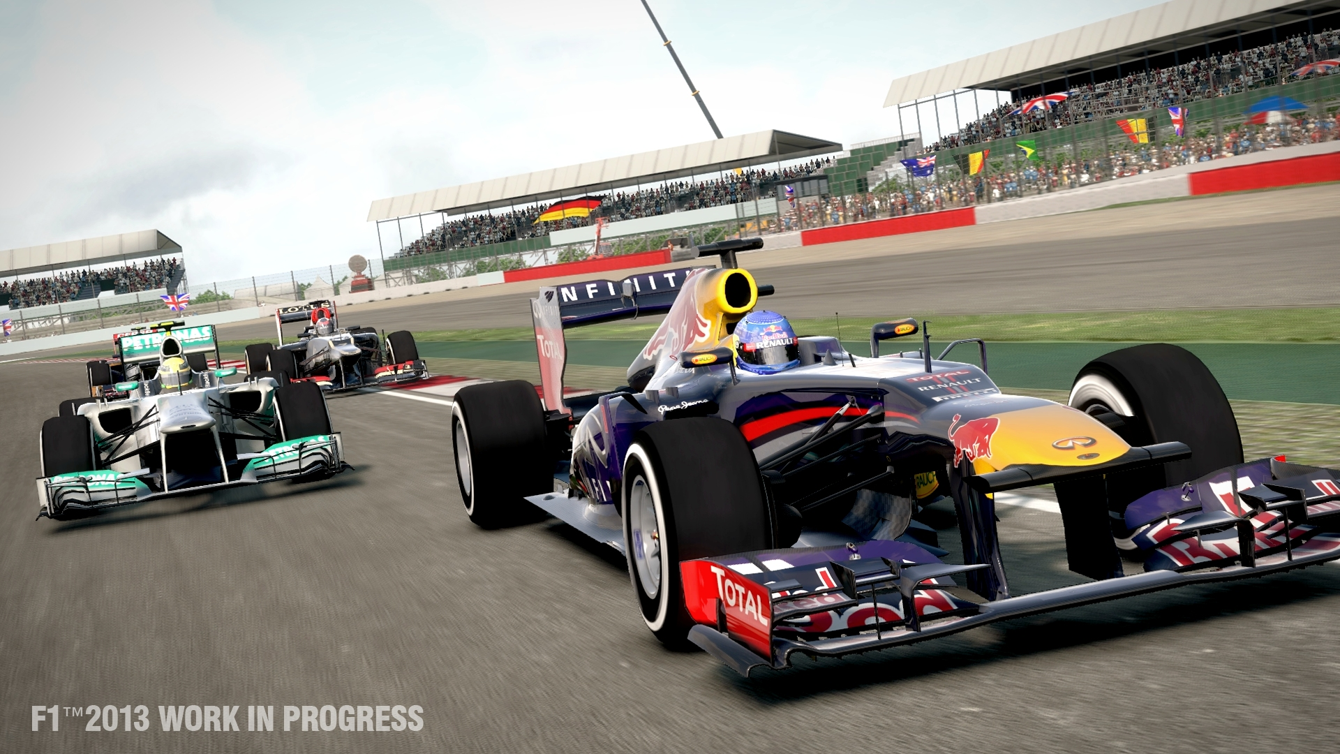 f1 2013 review team vvv