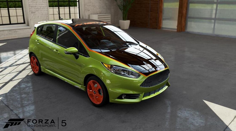 Mrt S Builds Modified Forza Motorsport 5 Ford Fiesta St