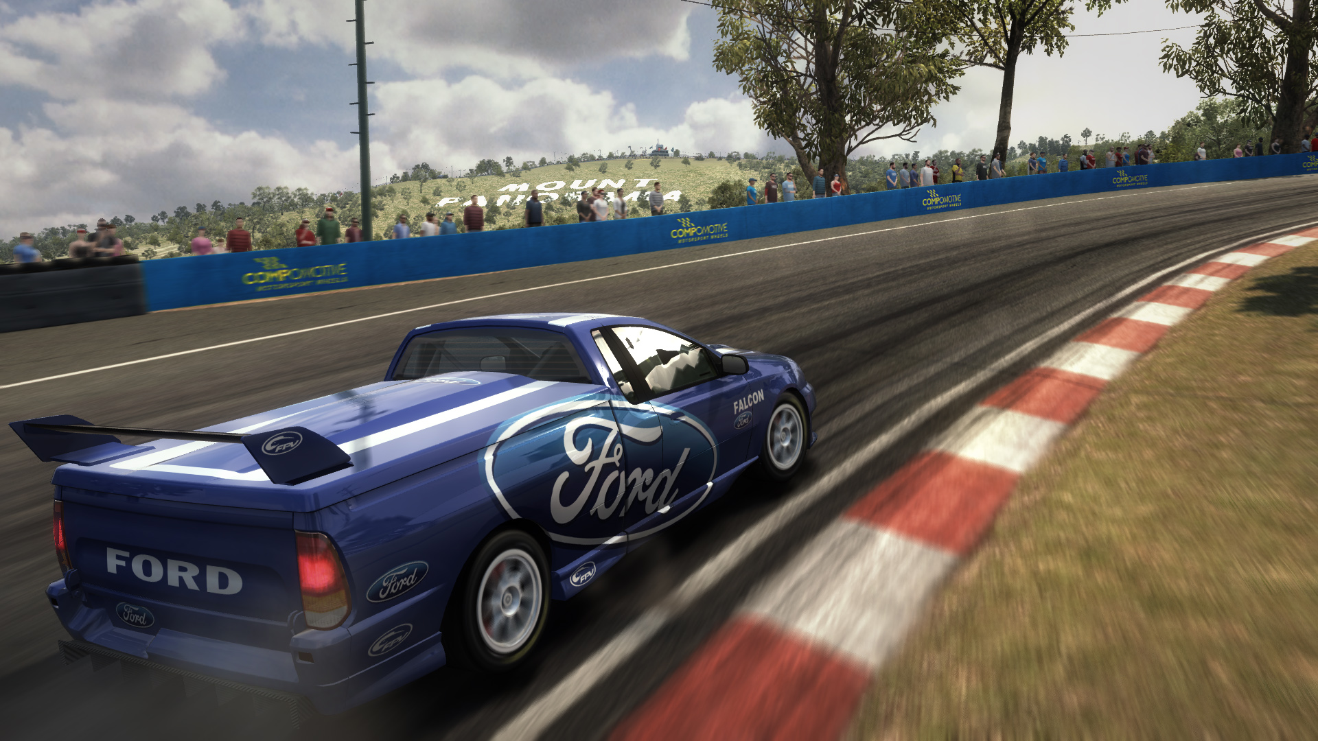 GRID 2 News: 'Bathurst Track Pack' And 'Classic GRID Pack' Released For