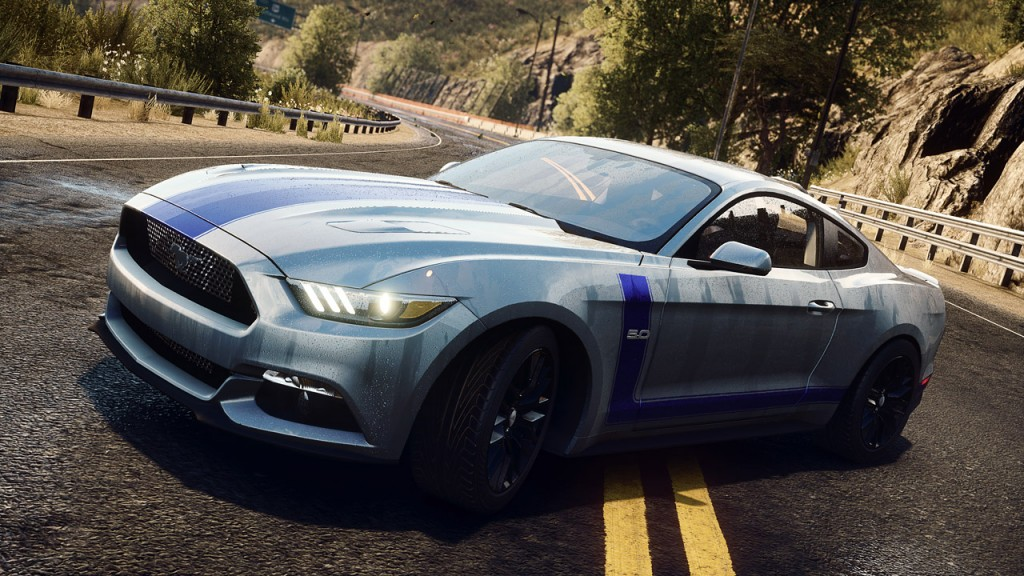Need For Speed Rivals 2015 Ford Mustang Team Vvv