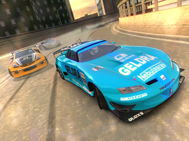 Ridge Racer Slipstream sliding onto mobiles this month