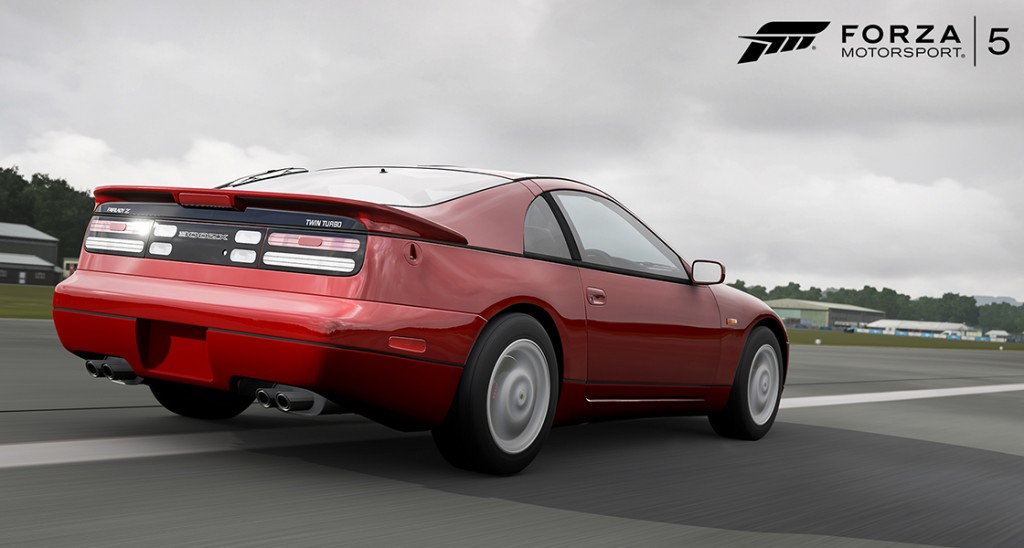 Forza Motorsport 5 The Smoking Tire Car Pack Team Vvv