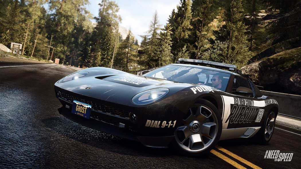EA Releases Lamborghini Themed DLC Packs For Need Speed Rivals