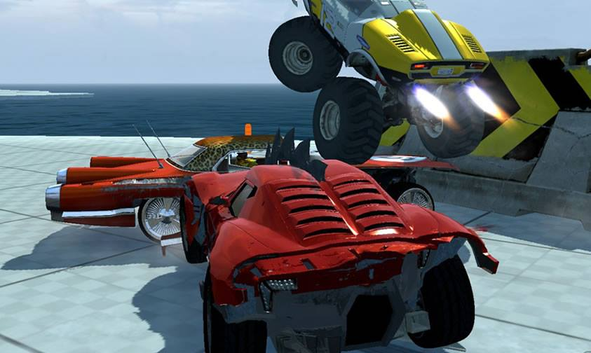 Carmageddon Reincarnation splatters onto Steam Early Access