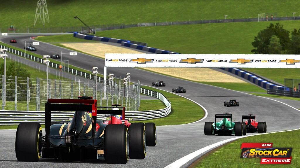game stock car extreme   formula dlc preview team vvv