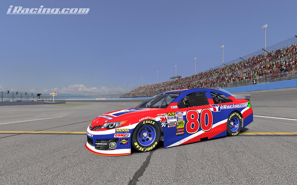 New content and customisation options come to iRacing in latest