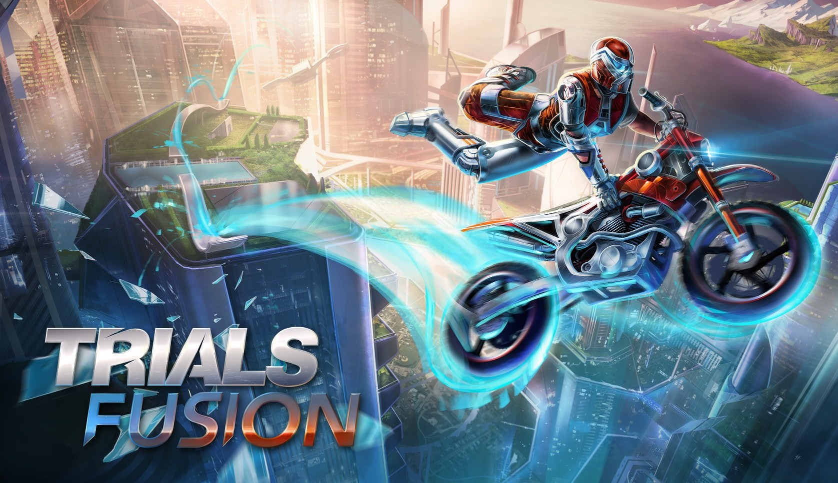 Trials Fusion Multiplayer Competition Trailer