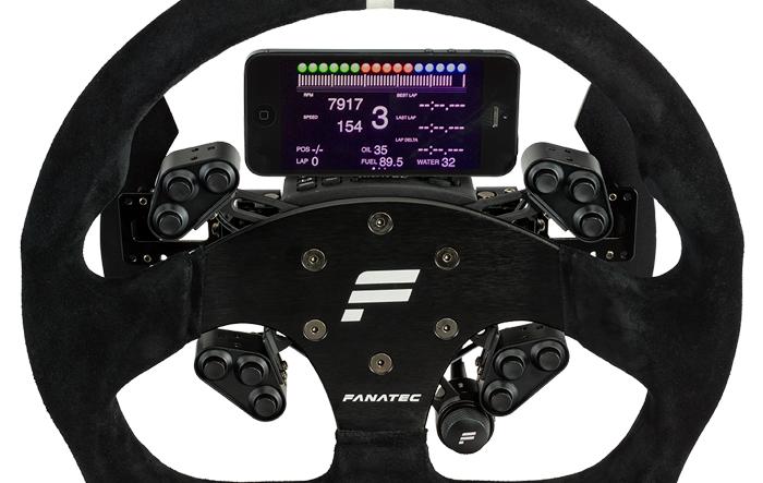 Fanatec GT Rim revealed for ClubSport Wheel - Team VVV