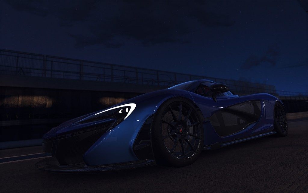 Mclaren P1 Makes Project Cars Debut In Build 731 Team Vvv