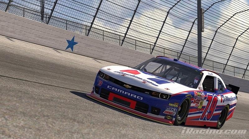 Chevrolet Camaro NASCAR stock car coming to iRacing - Team VVV