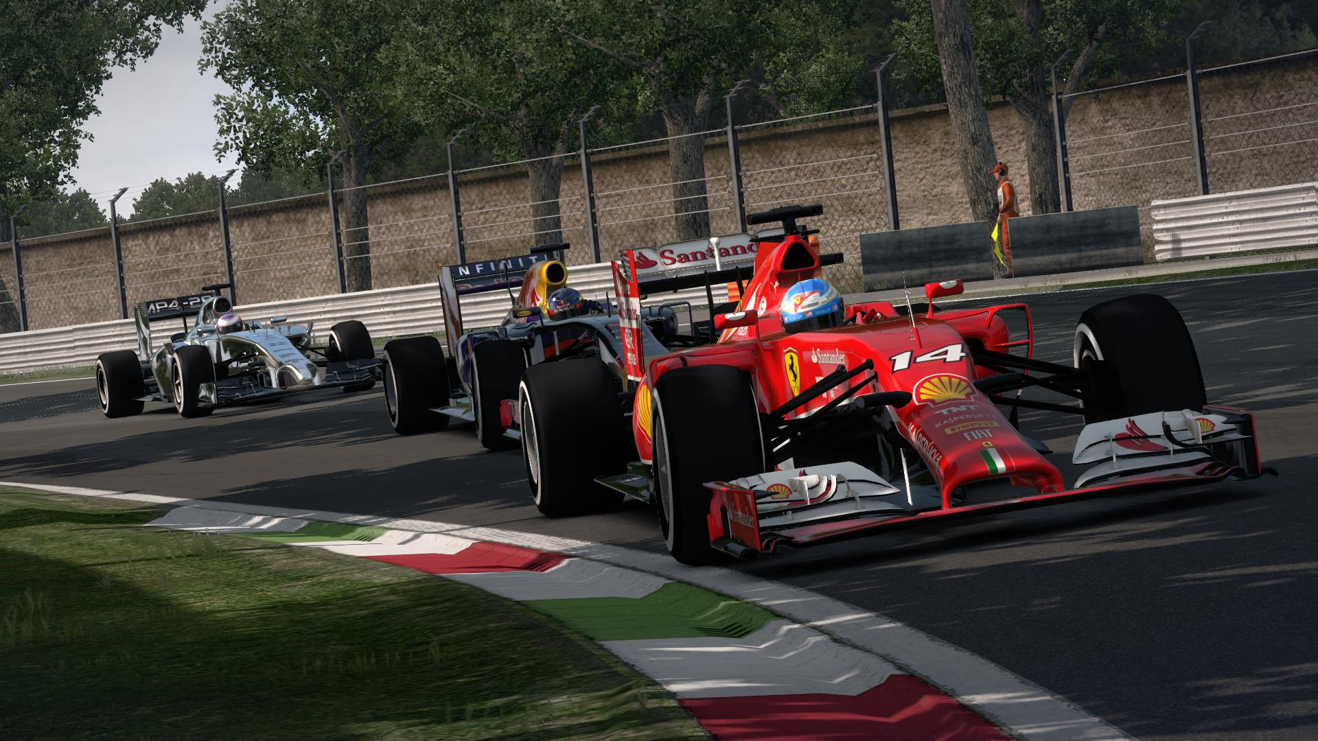 F1 2014 and F1 2015 Announced