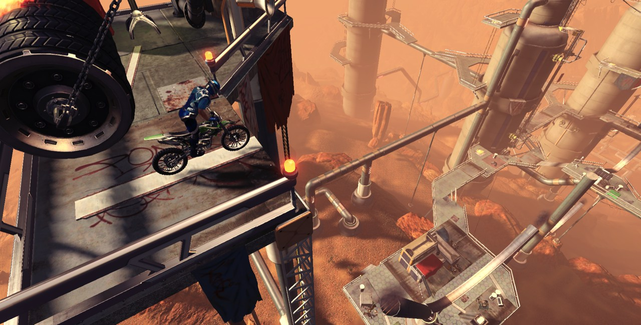 Trials Fusion Riders of the Rustlands DLC landing later this month