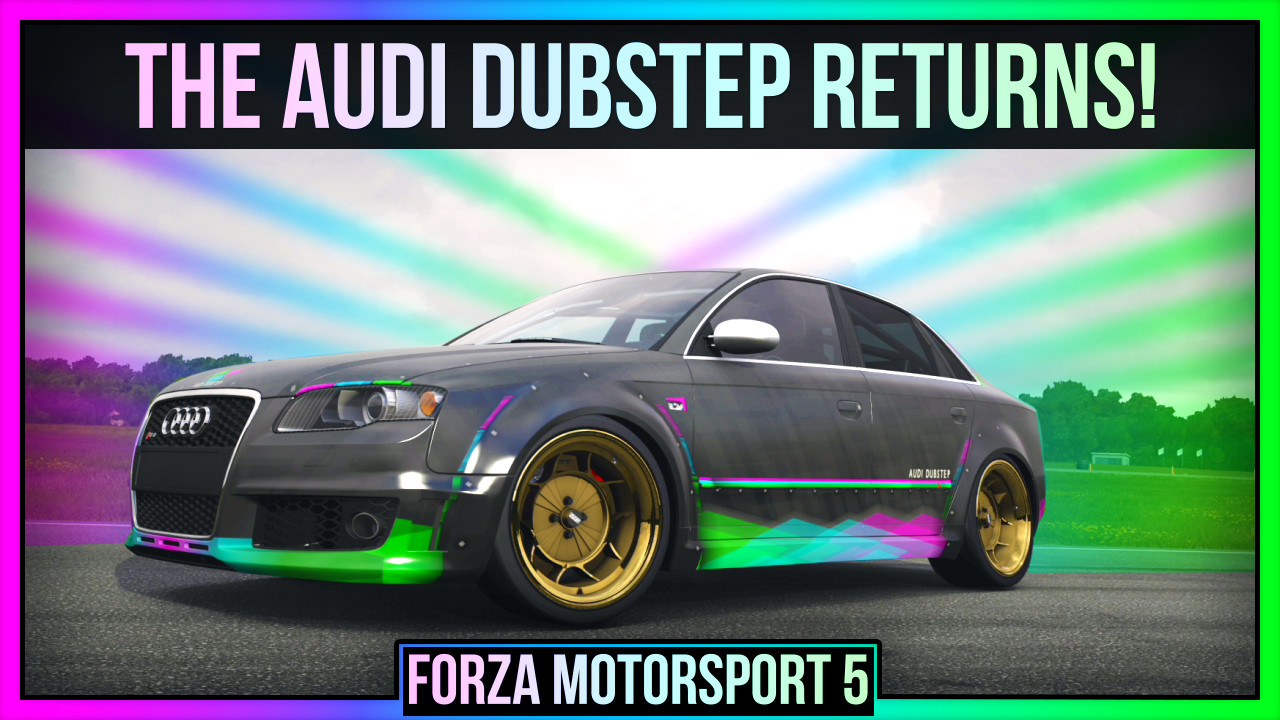 The Audi Dubstep Returns