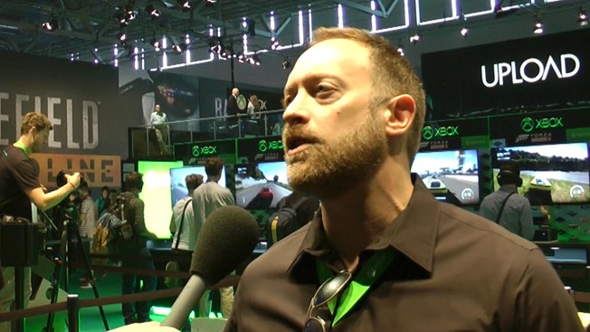 Dan Greenawalt Interview Gamescom 2014