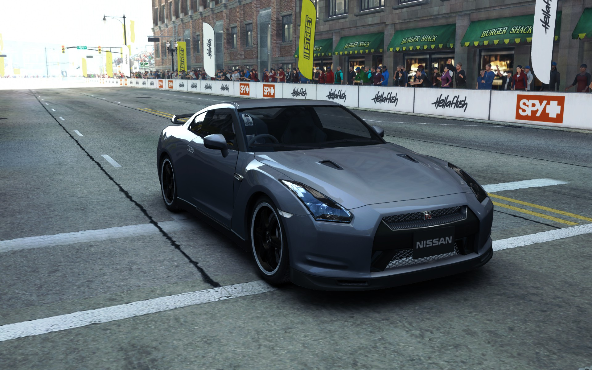 Coup 233 Style Car Dlc Pack Released For Grid Autosport