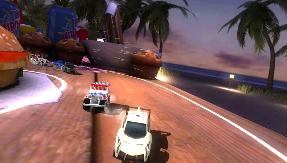 Table Top Racing Vita Review - Team VVV
