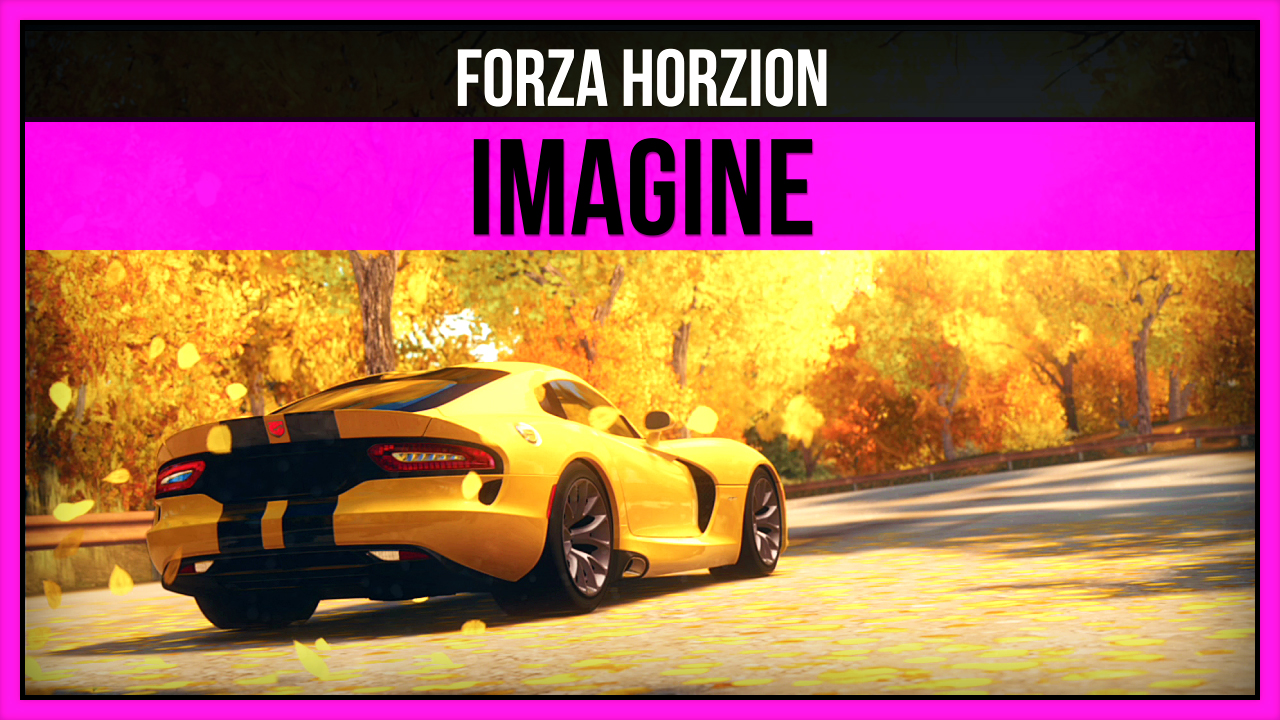 Forza Horizon - Imagine