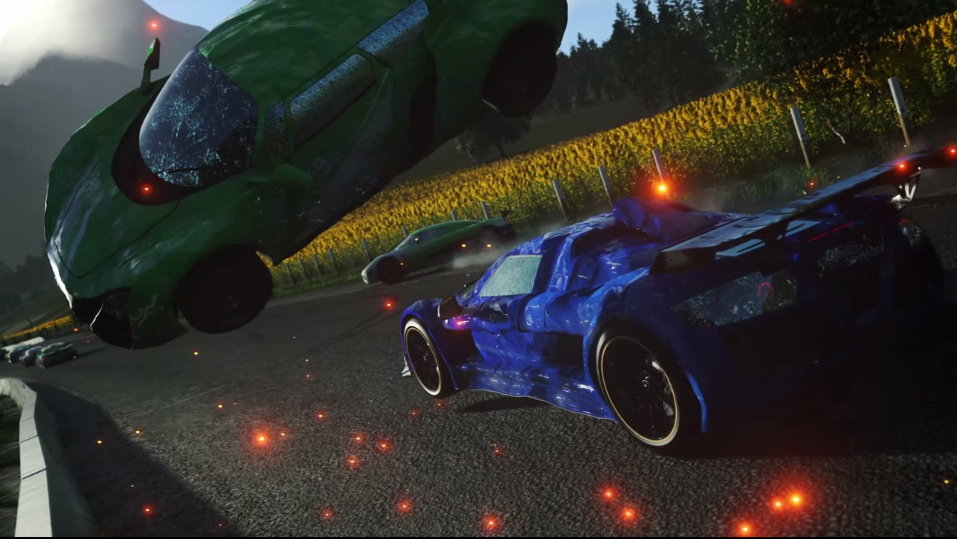 DisasterClub: picking up the pieces from the DriveClub debacle ... on