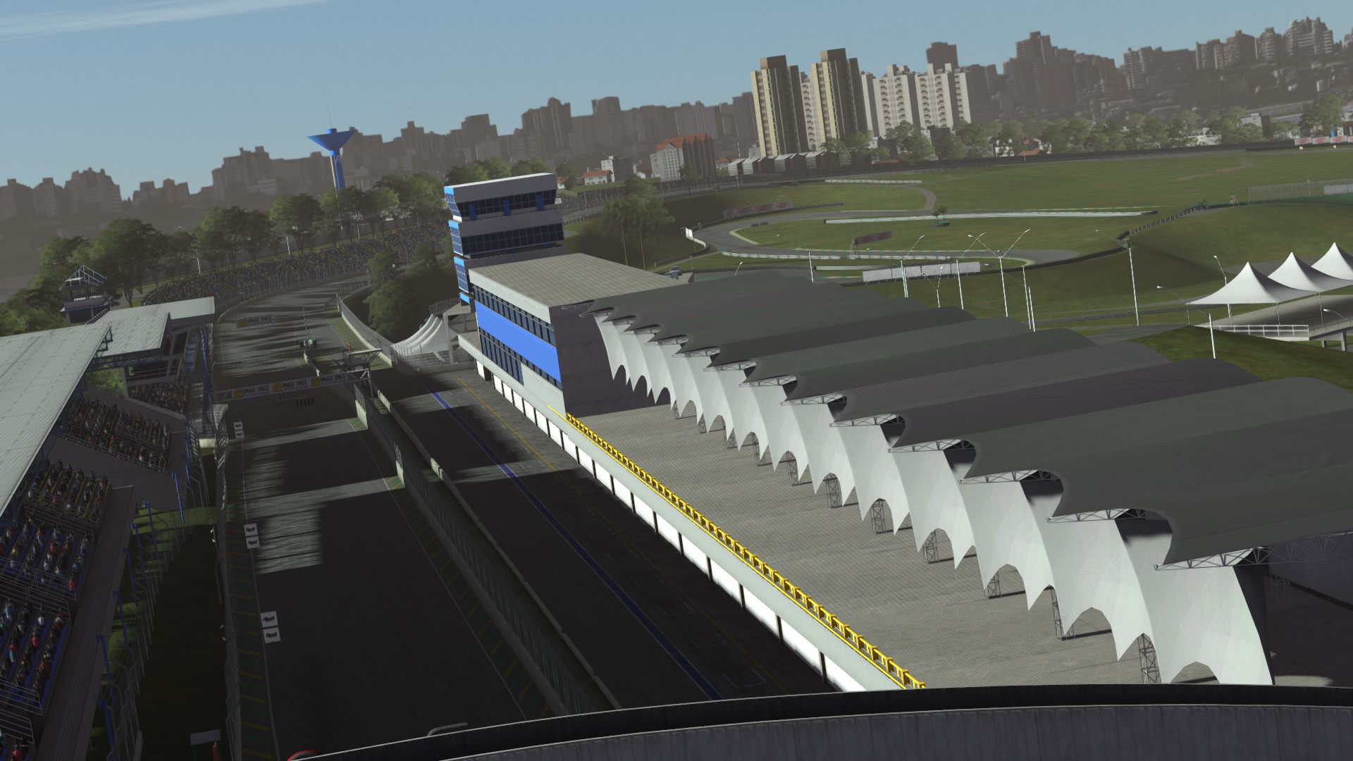 Circuit Interlagos : Interlagos f1 circuit now available for rfactor 2 team vvv