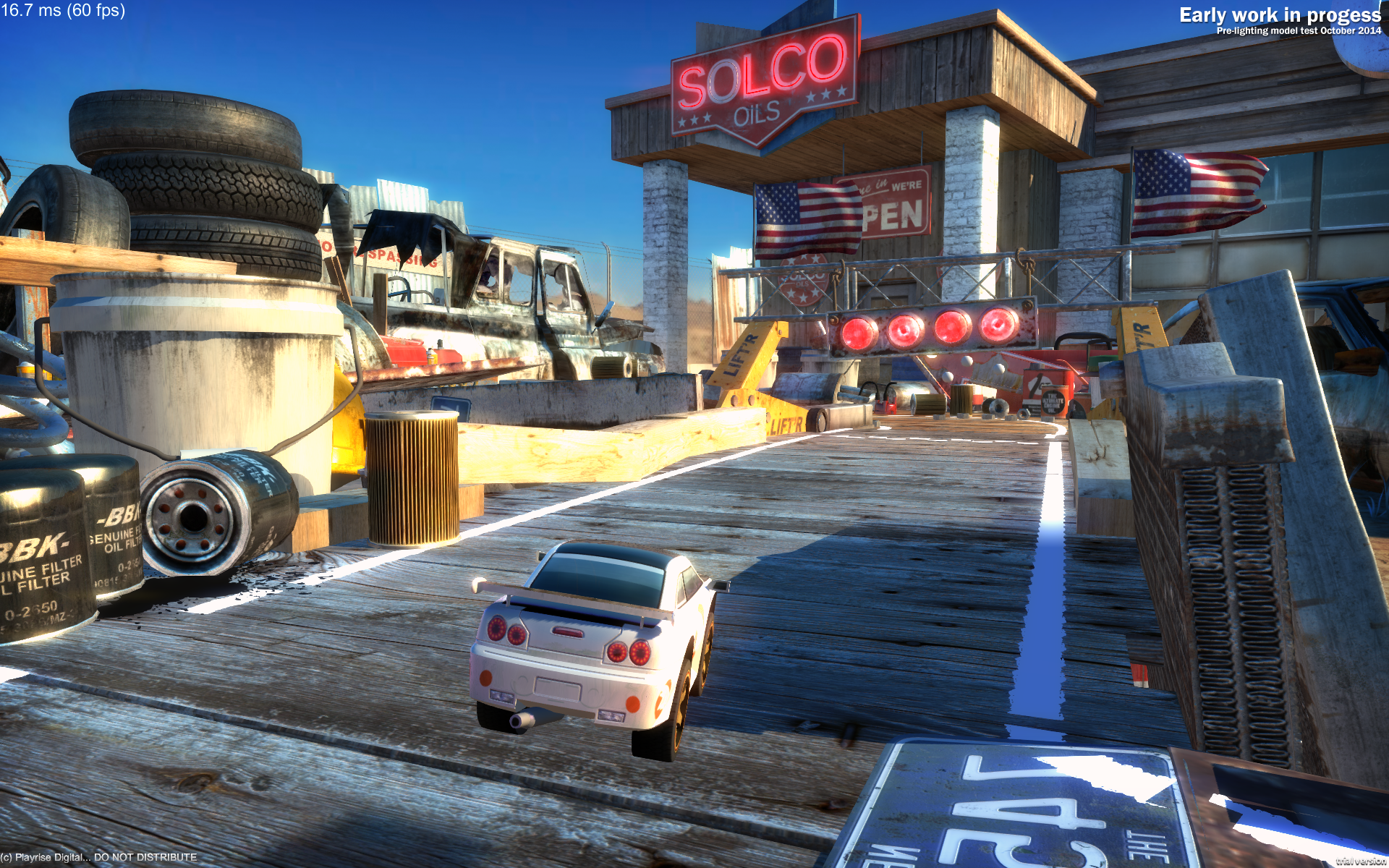 Table Top Racing: World Tour announced for PS4