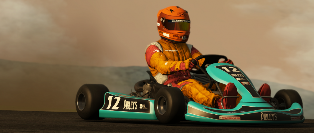 New Project CARS karting screenshots released - Team VVV