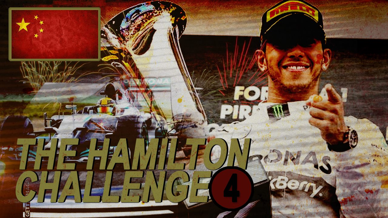 F1 2014 - The Hamilton Challenge (China)