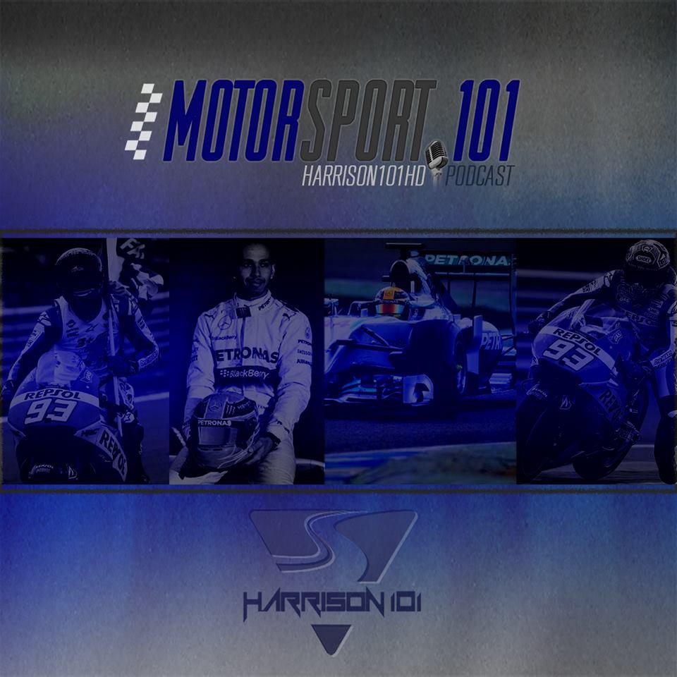 A Sneak Peek At The Motorsport 101 Podcast