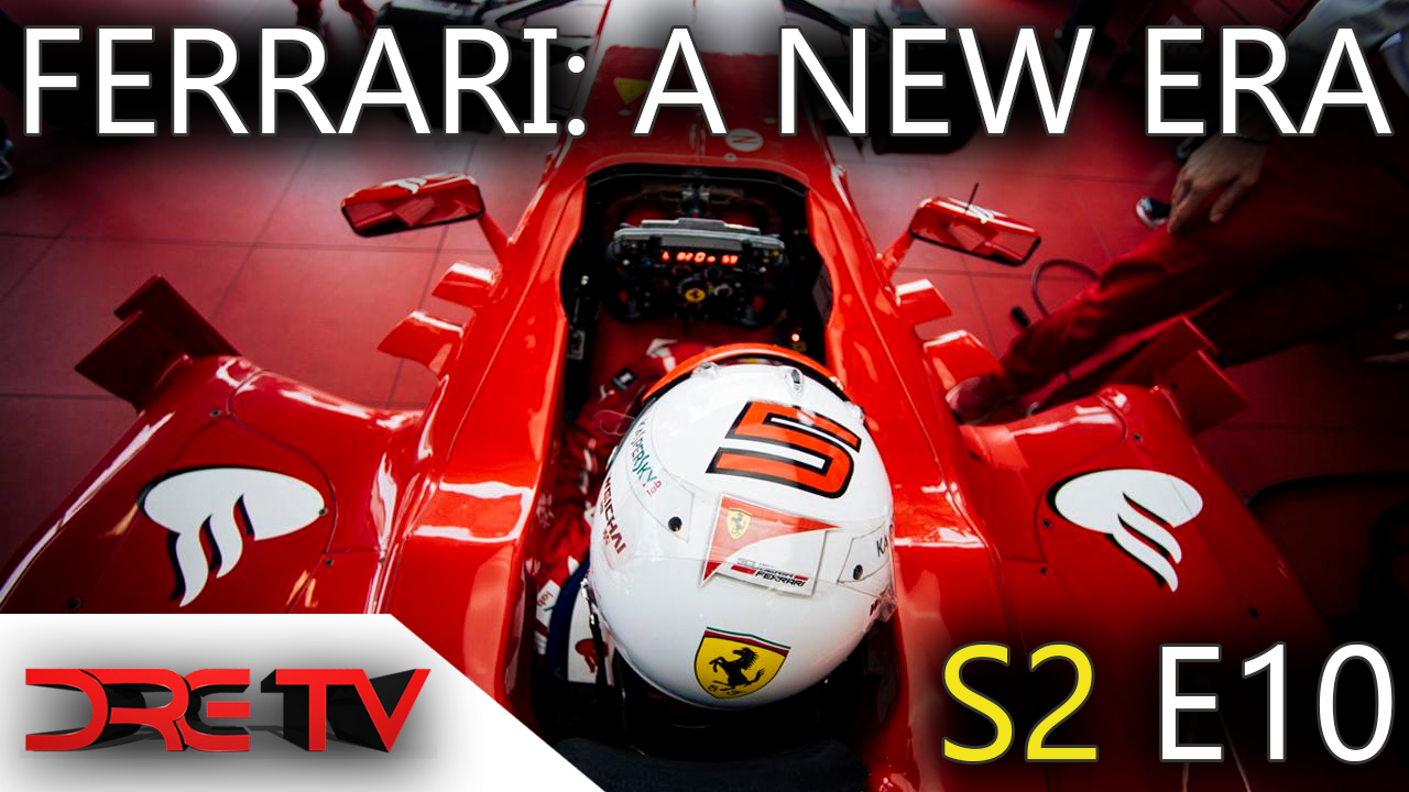 Dre TV - A New Era, Part 2: Ferrari