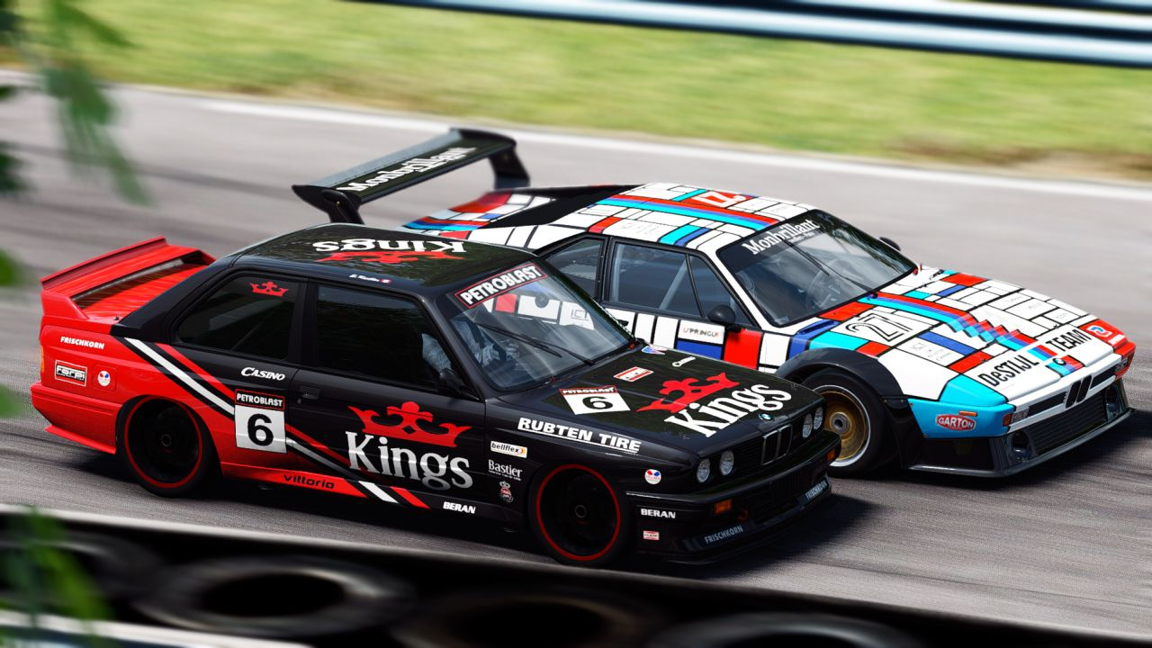 Project CARS Exclusive Playstation 4 Gameplay Videos