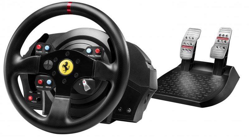 Thrustmaster T300 Ferrari GTE Wheel Review - Team VVV