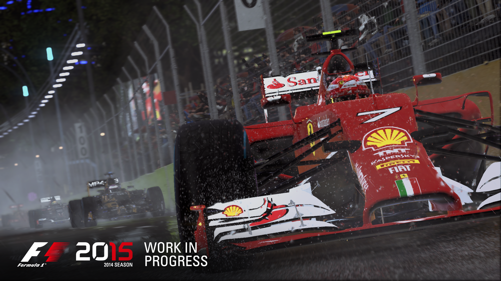 F1 2015 racing onto PS4, Xbox One and PC in June 2015: first screenshots and details